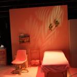 Beauty Salon - massage station
