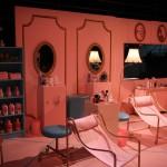 Beauty Salon - hair and face station