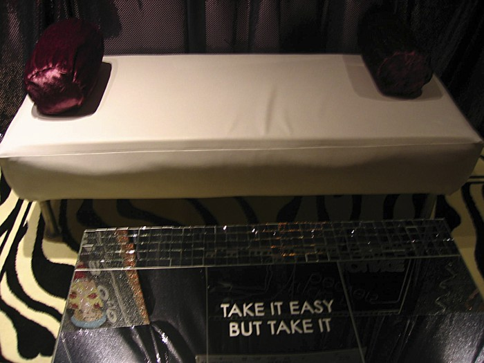 TTricksNBeaversLounge - Take It table