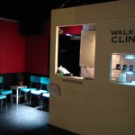 walk inclinicreception